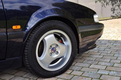 """Optional: 16"""" Felgen für den Saab 9000"""