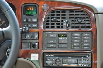 O primeiro Saab com computador de bordo