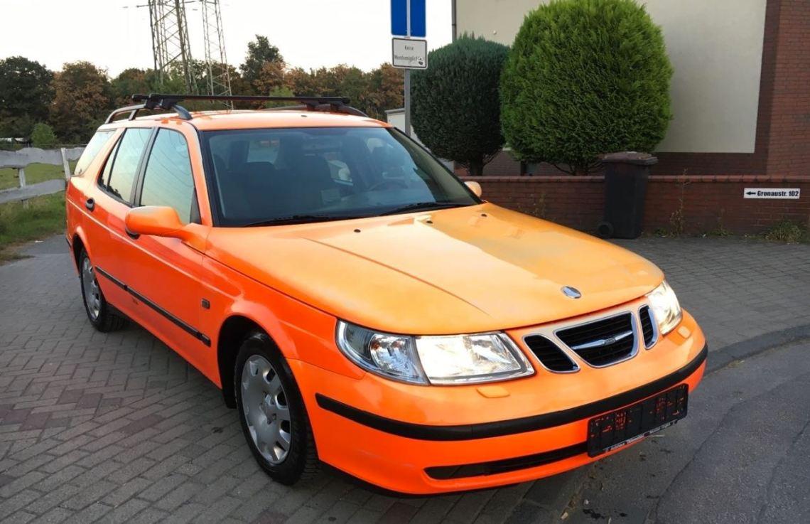 Está à venda. Probador de fricção Saab 9-5.
