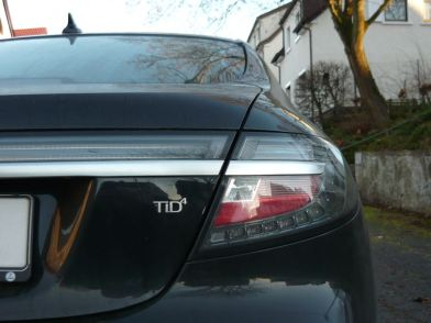 ... with 2,0-l diesel. For lack of badges, we discretely conceal that a deer has added 20 PS to the basic version.