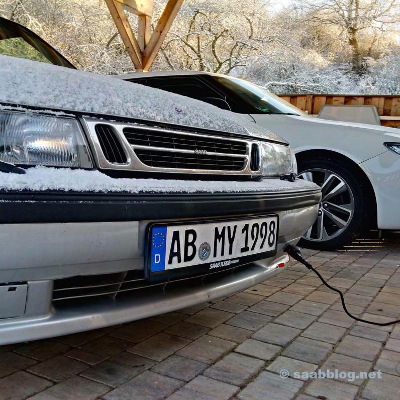 beim Saab 9000. Der 9-5 NG Bio Power hat sie in Serie.
