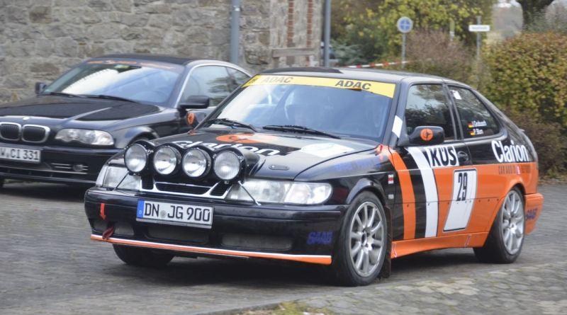 Nachrichten vom Rallye Saab R900
