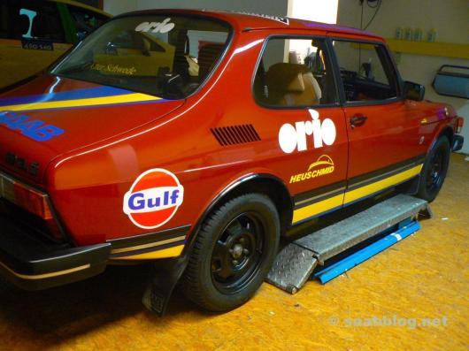 Orio, unser Lieferant für Saab Original Teile...