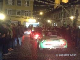Das Tagesziel: Freiburg im Breisgau.