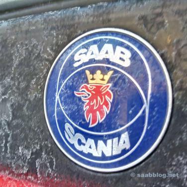 Saab Scania-tiden i Saab.
