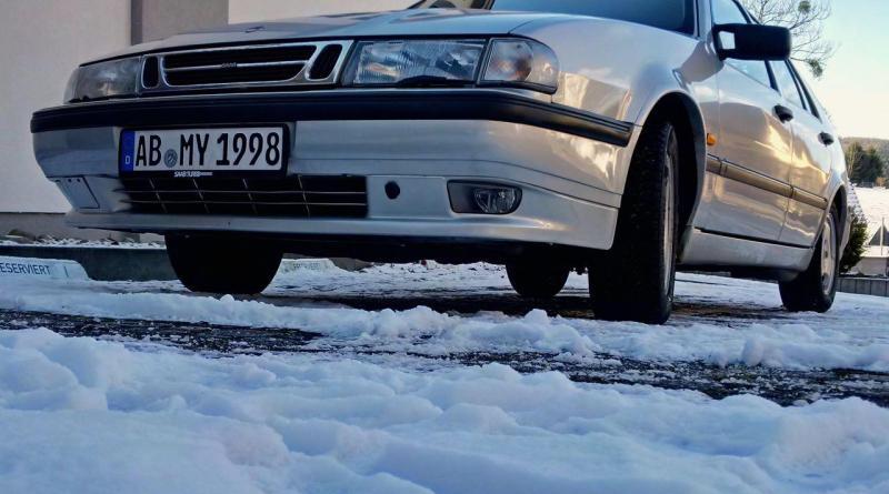 Saab Youngtimer im Winter. Ein Selbstversuch (1/2)