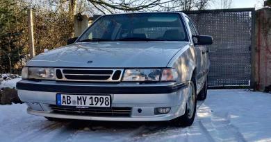 Saab youngtimer in inverno. Un autoesperimento (2 / 2)