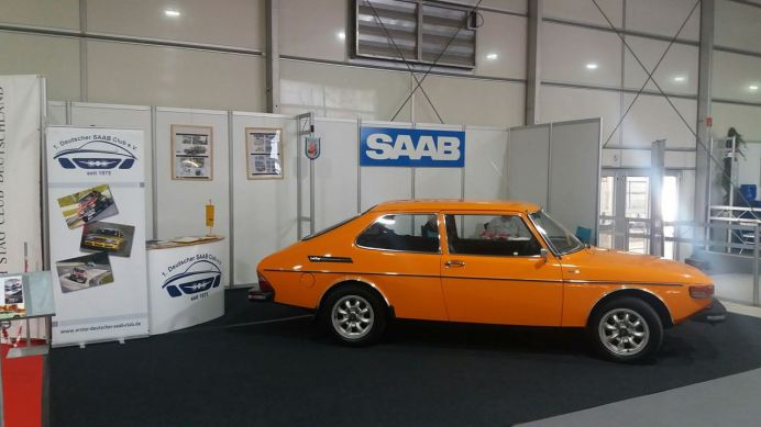Muy bonito Saab 99 CC. Foto: Jens