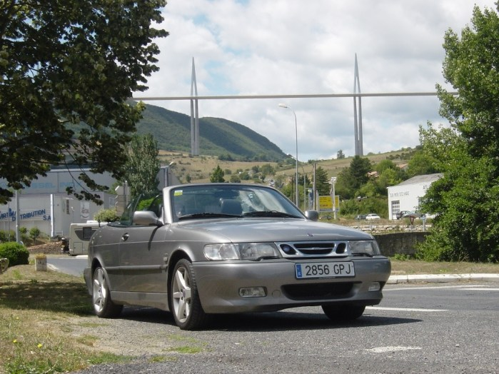 "9³ 2.0HOT 205 Hp. Aero Convertible ""Turbo Aniversario"". (MY02) Crédito da foto: Marco"