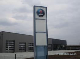 Saab in Bamberg