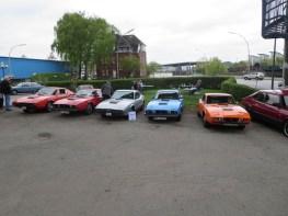 5 Saab Sonnet III за пределами Швеции. Фото: Оли