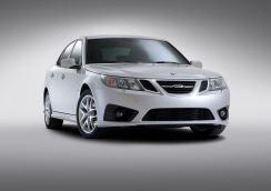 Letzte Ausbaustufe. Saab 9-3 Griffin MY 2011. Bild: Saab Automobile AB