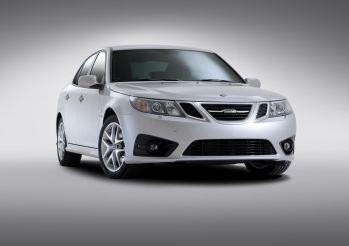 Senaste utvecklingsfasen. Saab 9-3 Griffin MY 2011. Bild: Saab Automobile AB