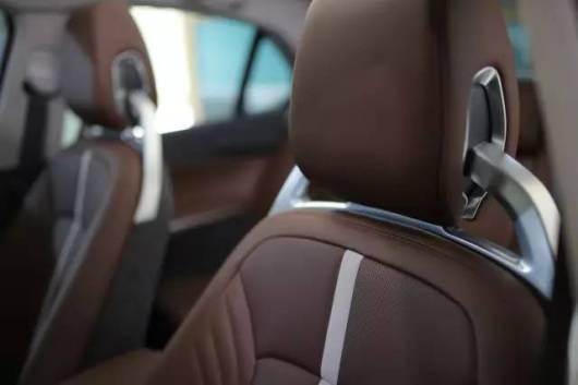 Sitze im NEVS 9-3 Concept. Bild: NEVS