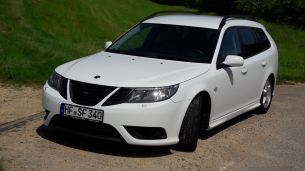 Saab 9-3 from Marco