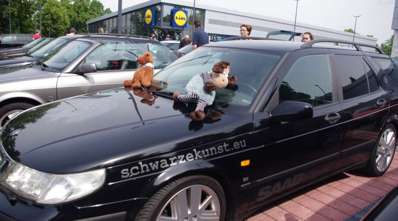 Frühjahrsausfahrt der Saab-Freunde-Sachsen