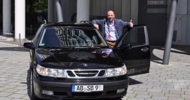 Paul zu Besuch bei Orio Deutschland GmbH
