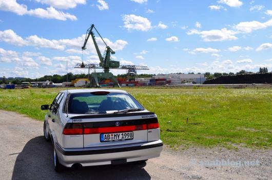 Saab möter industrin fallow.