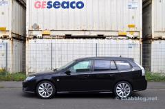 Saab im Griffin Design. Der letzte Entwurf einer großen Marke.