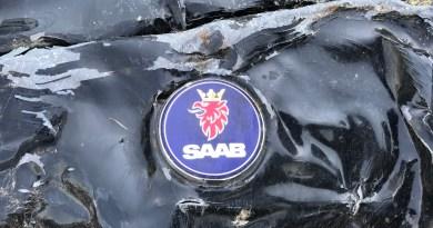 Zur falschen Zeit am falschen Ort. Ein SAAB macht seinen Job. Ist der 9-7x ein SAAB?