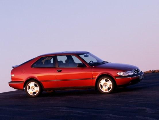 Por encima del promedio seguro. Saab 900 II. Imagen: Saab Automobile AB