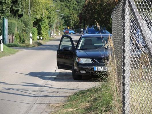 Audi weg, Saab gekauft. Saab macht glücklich.