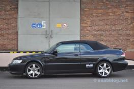 No estilo Saab típico