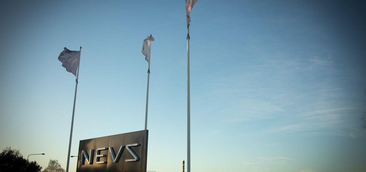 Riavvio NEVS in Trollhättan?