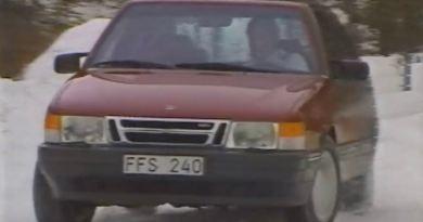 TCS System im Saab 9000