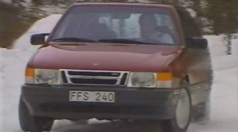 Sistema TCS nel Saab 9000
