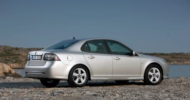 Market check. Saab 9-3 II from MY 2008.