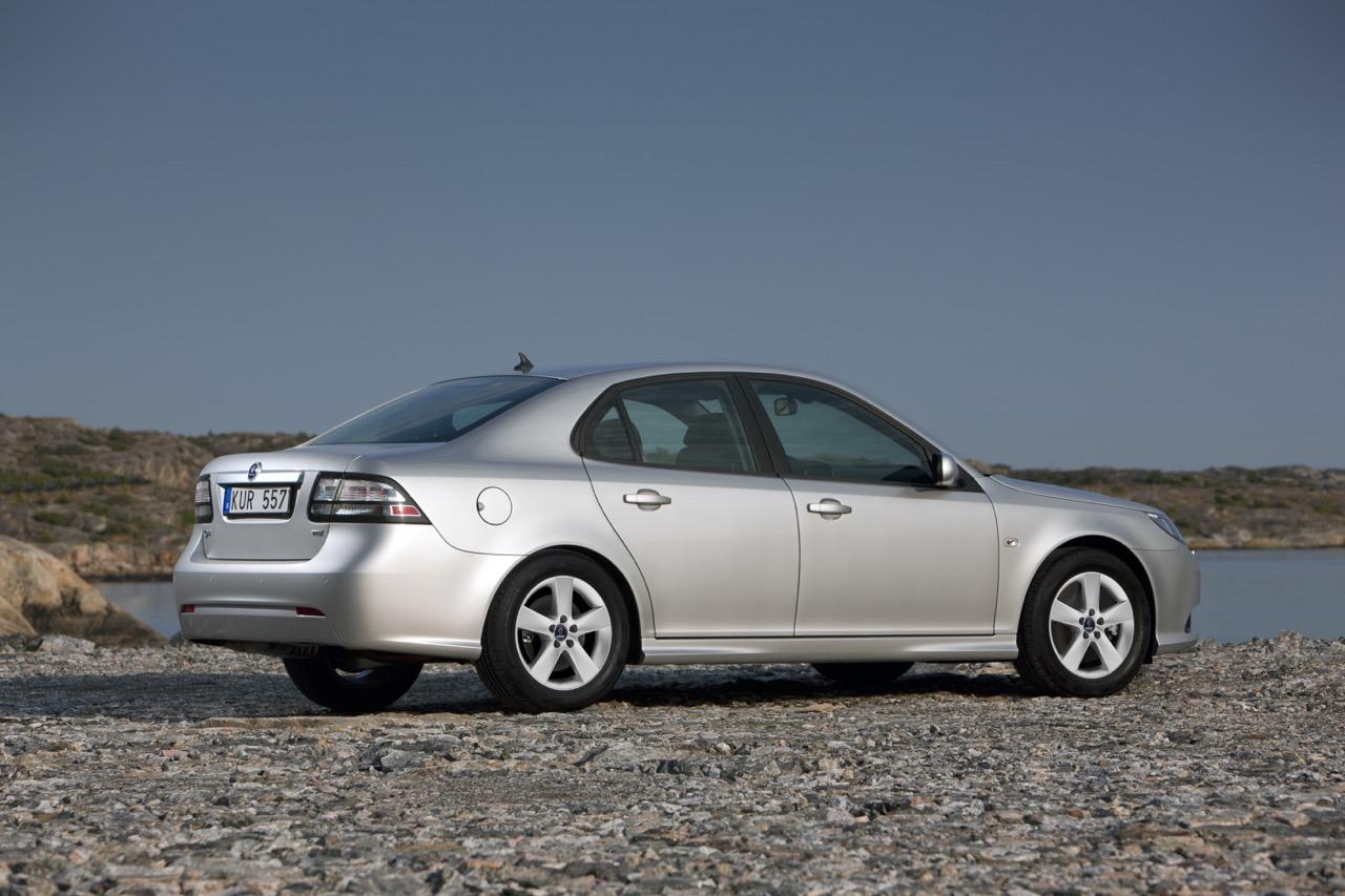 cheque mercado. Saab 9-3 II de MY 2008.