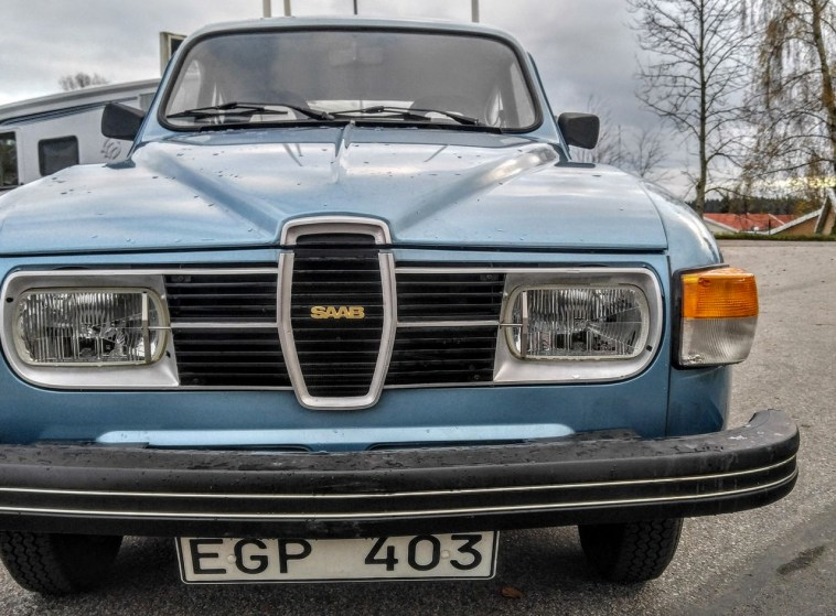 Последний новый автомобиль. Изображение: Bilweb Auctions