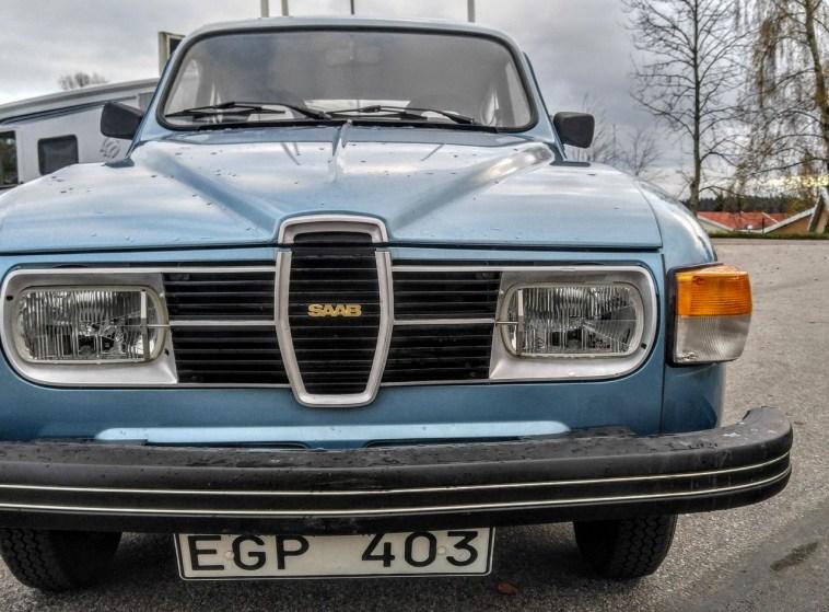 A last new car. Image: Bilweb Auctions