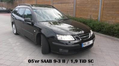 Saab 9 3 2005