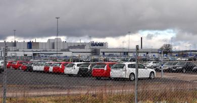 Saab factory 2011