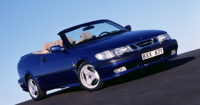 Market check. Saab 9-3 Cabriolet MY 1998 to 2003.