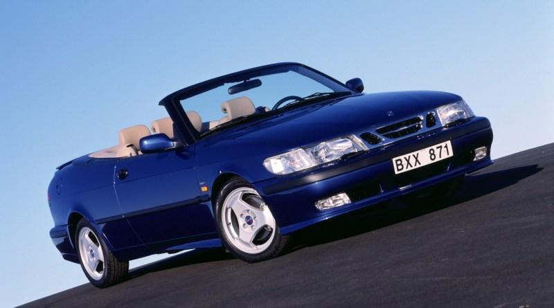 Saab 9-3 Cabriolet. Imagen: Saab Automobile AB / Archivo saabblog.net