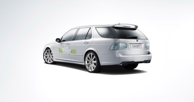 Saab 9-5 BioPower 100 Concept