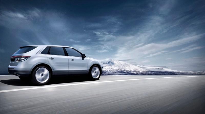 Conceito de Saab 9-4x