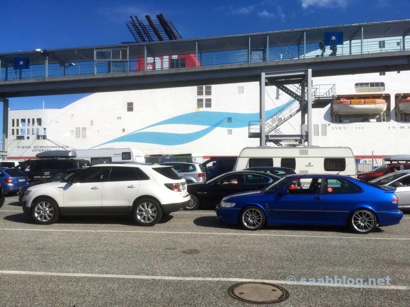 Saab Viggen and 9-4x