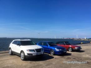 Saab 9-4x, Viggen und 900 Cabriolet