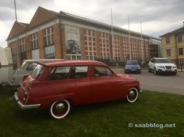 Am Saab Museum