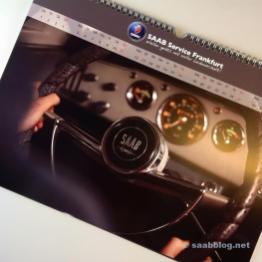 Calendário Saab 2018