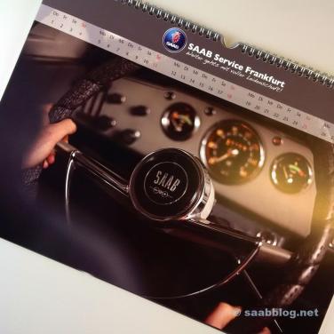 Saab-kalender 2018