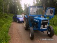 Ford hilft Saab