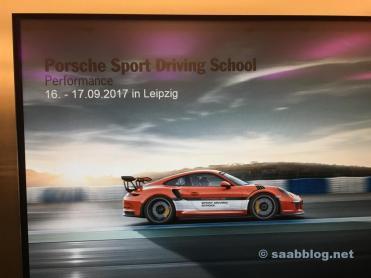 Porsche i Leipzig
