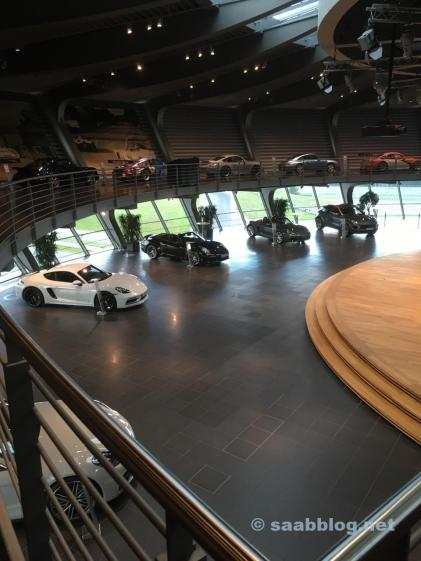 Porsche-museet
