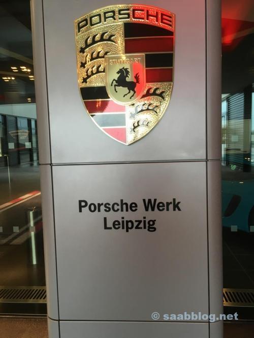 Benvenuti in Porsche