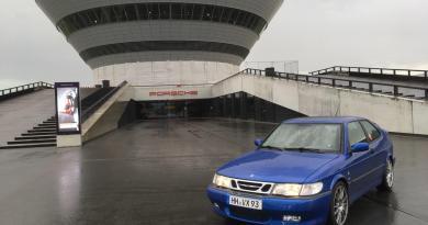 Saab meets Porsche